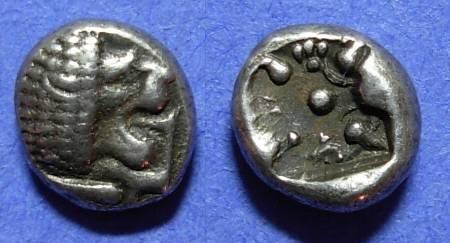 Ancient Coins - Miletos Ionia - 1/12 stater circa 500BC