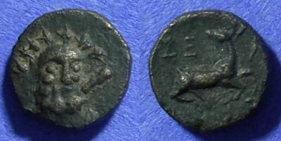 Ancient Coins - Selge Pisidia – AE11 – Circa 150 BC
