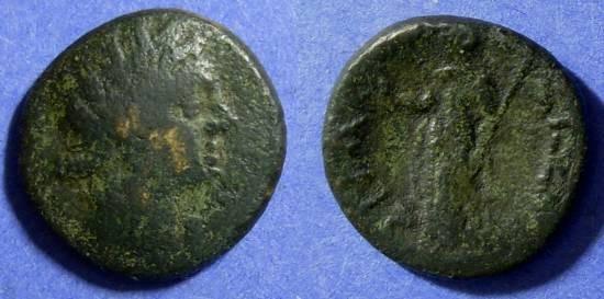 Ancient Coins - Sicily, Syracuse 212-150 BC, AE20