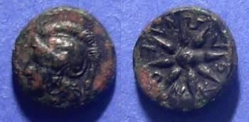 Ancient Coins - Kolone, Troas Circa 320 BC, AE10