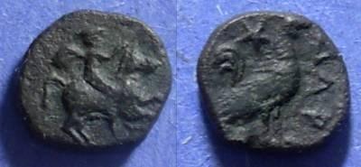 Ancient Coins - Dardanus, Troas Circa 350 BC, AE11