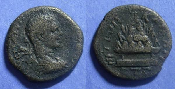 Ancient Coins - Caesarea Cappadocia, Severus Alexander 222-235, AE27