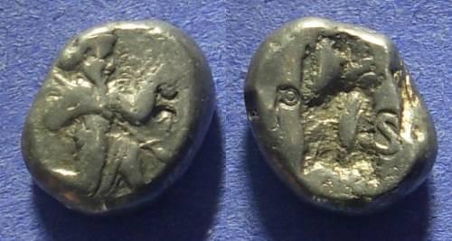 Ancient Coins - Persia Achaemenid empire – Siglos circa 400BC
