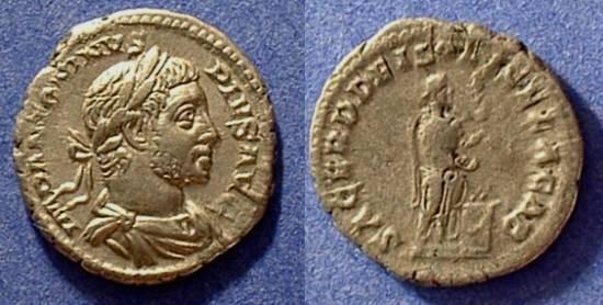 Ancient Coins - Elagabalus 218-222 - Denarius