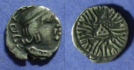 Ancient Coins - Western India – Satrap drachm circa 200-400AD