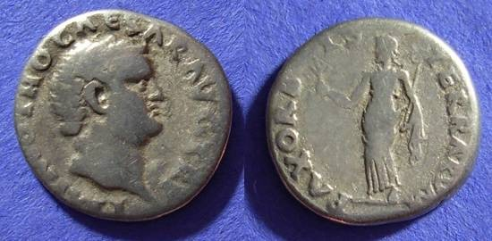 Ancient Coins - Otho January 69 to April 69 - Denarius