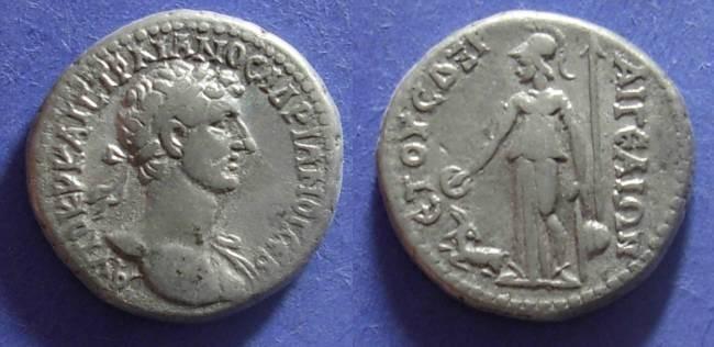 Ancient Coins - Aegeae Cilicia, Hadrian 117-138, Tetradrachm