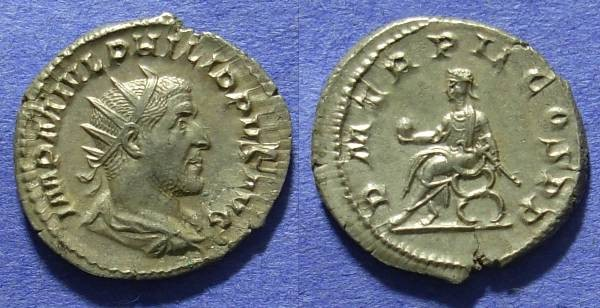 Ancient Coins - Philip 244-249 – Antoninianus