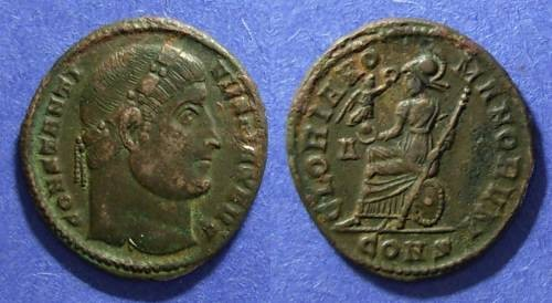 Ancient Coins - Roman Empire, Constantine 307-337 AD, AE 3