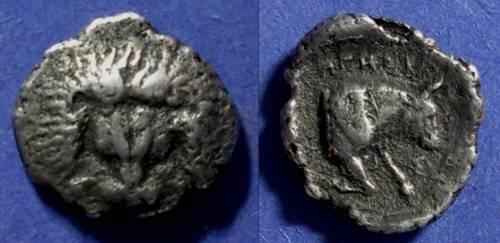 Ancient Coins - Samos, Ionia Circa 450 BC, Drachm