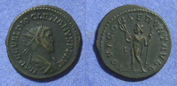 Ancient Coins - Diocletian 284-305 Antoninianus