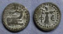Ancient Coins - Lycia, Phaselis 190-167 BC, AE19