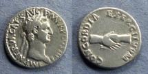 Ancient Coins - Roman Empire, Nerva 96-98, Denarius