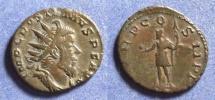 Ancient Coins - Gallic Successionist Empire, Postumus 259-269, Antoninianus