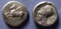 Ancient Coins - Corinth,  375-300 BC, Stater