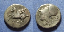 Ancient Coins - Akarnania, Anaktorion 345-300 BC, Stater