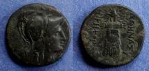 Ancient Coins - Mysia, Pergamon 133-27 BC, AE20