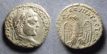 Ancient Coins - Laodocia ad Mare, Caracalla 198-217, Tetradrachm