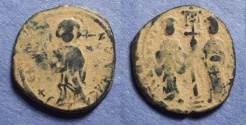 Ancient Coins - Byzantine Empire, Constantine X 1059-67, Follis
