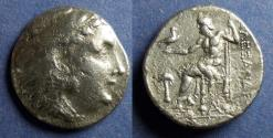 Ancient Coins - Phoenicia, Arados, In the name of Alexander III 216/5 BC, Tetradrachm