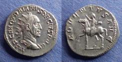 Ancient Coins - Roman Empire, Trajan Decius 249-251, Antoninianus