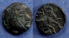 Ancient Coins - Lydia and Ionia, Spithridates (Satrap) Circa 334 BC, AE9