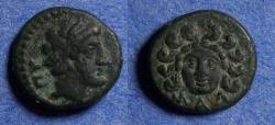 Ancient Coins - Cilicia, Mallos Circa 350 BC, Bronze AE11