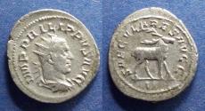 Ancient Coins - Roman Empire, Philip I 244-249, Antoninianus