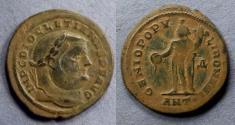 Ancient Coins - Roman Empire, Diocletian 284-305, Follis