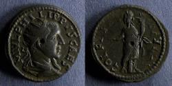 Ancient Coins - Thrace, Deultum, Philip II (as Caesar) 244-7, AE23