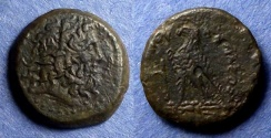 Ancient Coins - Egypt, Ptolemy V 205-180 BC, AE16