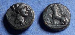 Ancient Coins - Phrygia, Laodicea Circa 150 BC, Bronze AE11