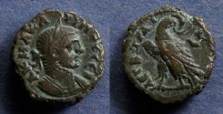 Ancient Coins - Roman Egypt, Carinus 283-5, Tetradrachm