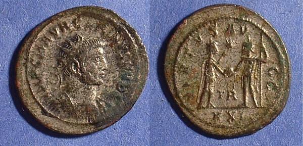 Ancient Coins - Carinus (as Caesar) 282-3 Antoninianus