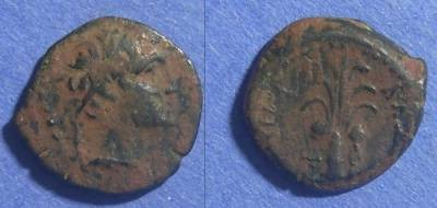 Ancient Coins - Seleucid Kingdom, Antiochos VII 138-129 BC, AE14