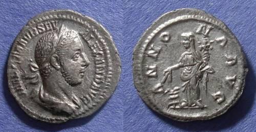 Ancient Coins - Roman Empire, Severus Alexander 222-235, Denarius