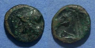 Ancient Coins - Roman Republic,  273-270 BC, Litra