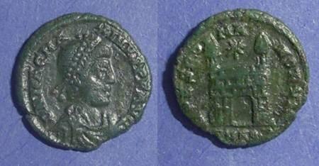 Ancient Coins - Roman Empire, Magnus Maximus 383-388, AE4