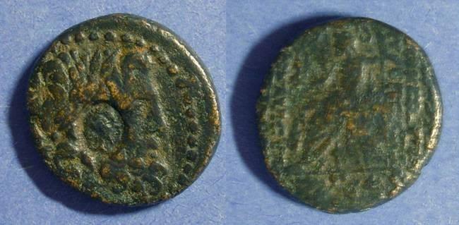 Ancient Coins - Roman Antioch, Syria Circa 40 BC, AE22