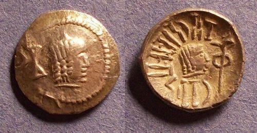 Ancient Coins - Arabia, Himyarites & Sabaeans Circa 50 AD, Unit