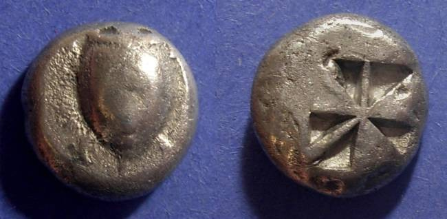Ancient Coins - Aegina,  510-490 BC, Stater