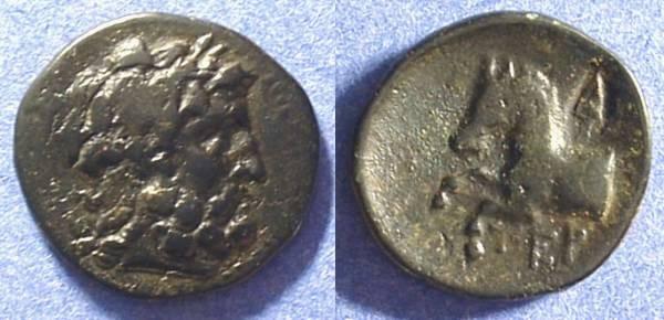 Ancient Coins - Termessos Pisidia - AE20 Circa 60 BC