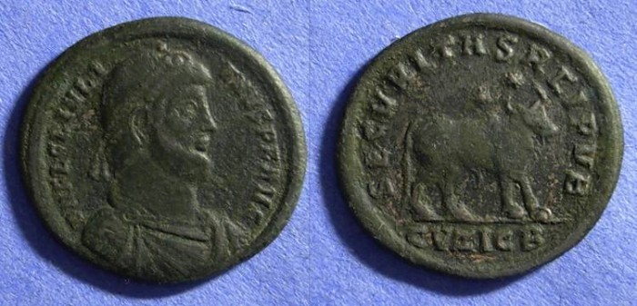 Ancient Coins - Julian II 361-363 - AE1
