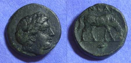 Ancient Coins - Neandria Troas AE19 – 350-310BC