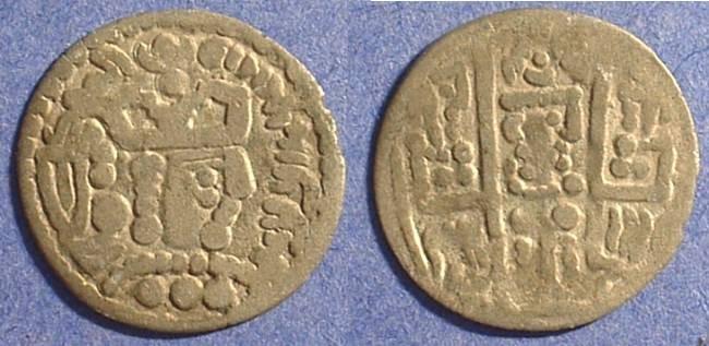 Ancient Coins - Bukhara Caliph al-Mahdi 775-785AD  Billon Drachm
