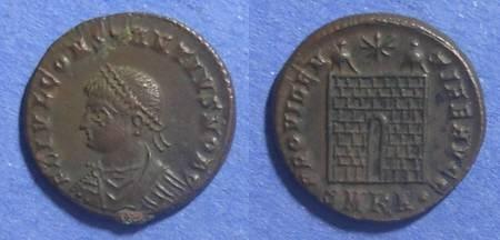 Ancient Coins - Roman Empire, Constantius II (as Caesar) 324-337 AD, AE3