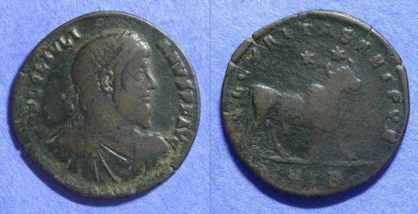 Ancient Coins - Julian II - 361-3 AE1