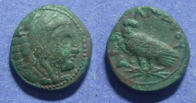 Ancient Coins - Macedonian Kingdom, Alexander III 336-323 BC, AE15