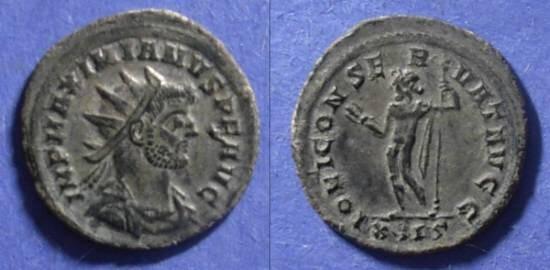 Ancient Coins - Roman Empire, Maximinanus 286-305, Antoninianus