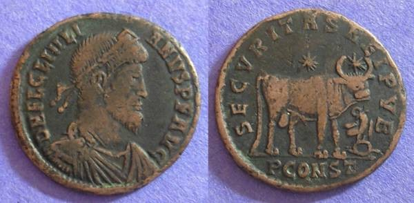Ancient Coins - Julian II - 361-3 AE1